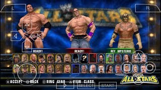 Cara Download Game WWE All Stars PPSSPP Android