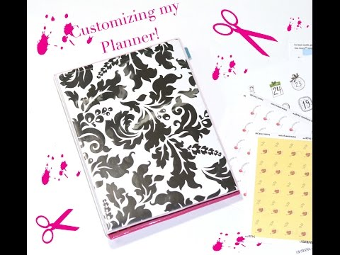 Reset | DIY Planner in an Avery Binder!!
