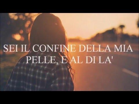 Ad occhi chiusi | Marco Mengoni | testo