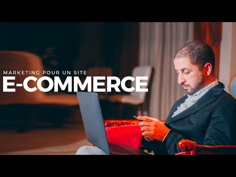 5 Stratégies MARKETING Pour Un Site E-COMMERCE