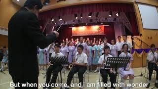 Publication Date: 2020-11-08 | Video Title: You Raise Me Up (Speech Day Un