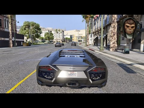 ► GTA 6 Graphics - ✪ NaturalVision 2.0 - Lamborghini! Realistic Graphic MOD PC - 1080p 60 FPS!