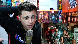 [Reaccion] Major Lazer - Que Calor (feat. J Balvin & El Alfa) (Official Music Video)