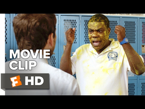 Fist Fight Movie CLIP - Make a Fist (2017) - Tracy Morgan Movie