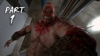 Outlast Walkthrough Part 1 - Mount Massive Asylum  - No Commentary