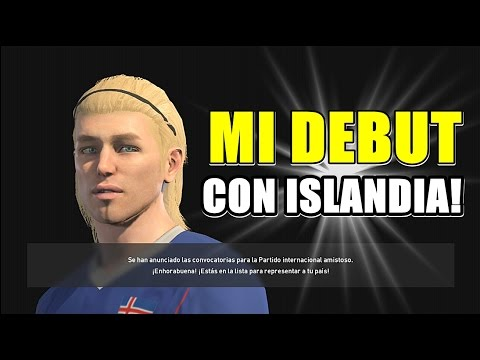 BRADISSON DEBUTA CON ISLANDIA!!! | PES 2017 Become a legend #5