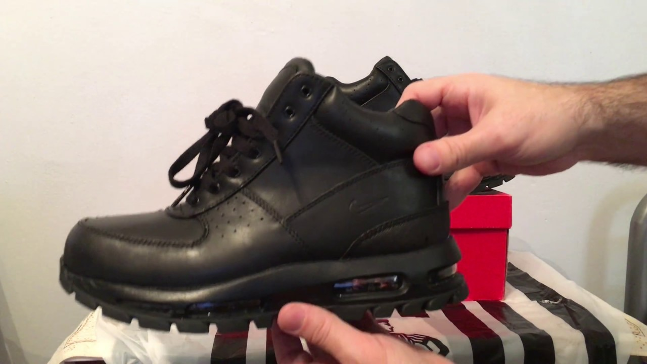 low priced 3388d f08b3 Nike ACG Air Max Goadome Boots