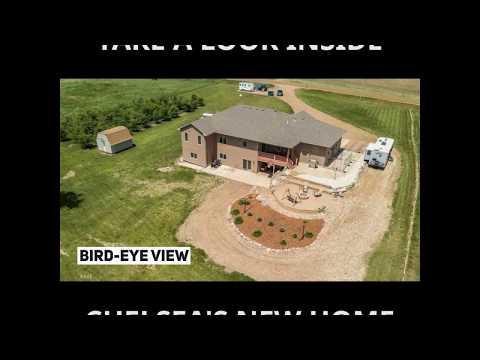 Chelsea Houska S New 420k Home In South Dakota Youtube