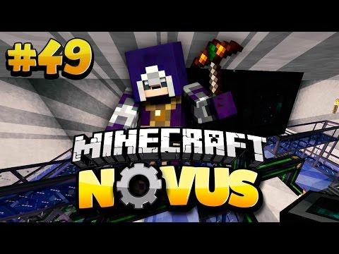Deuterium + Lithium Farm! - Minecraft NOVUS Ep. 49 | VeniCraft