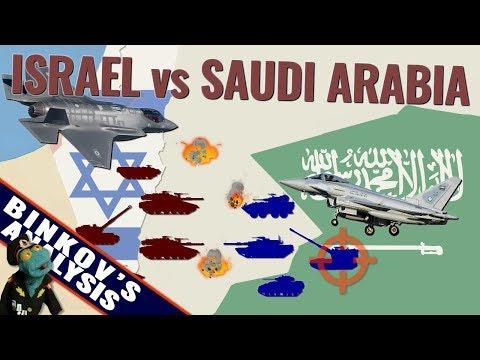 Israel vs Saudi Arabia: Who'd win in a war?
