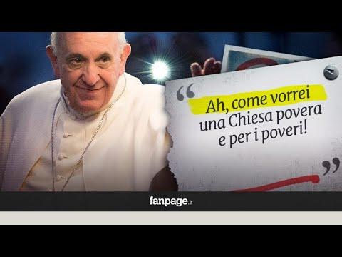 """Un uomo umile venuto dalla """"fine del mondo"""" per portare la pace. Papa Francesco compie 81 anni"""