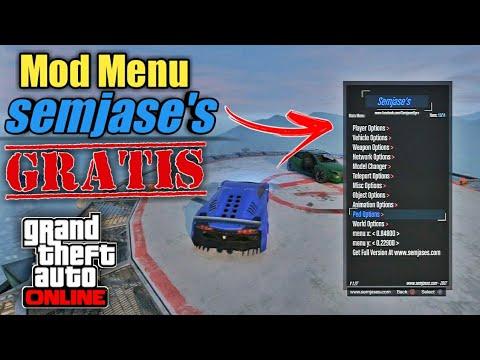 Mod menu Semjases gratis!PS3 DESTRAVADO!![ DEX/BLES ] IP GRABBER+GIVE  RP+UNLOCK ALL by Modder JK