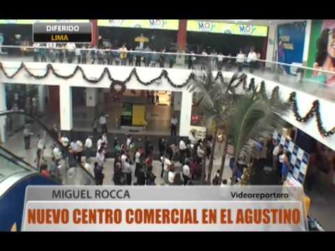Centro comercial en el agustino youtube - Centro comercial el serrallo ...