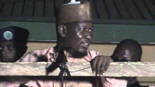 Repeat youtube video Sheikh Muhammad Kabiru Gombe (Bala'o'i Goma a Cikin Shirka)