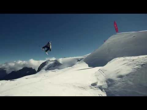 Snowboard Freestyle Team, Saas Fee, Herbst 2015