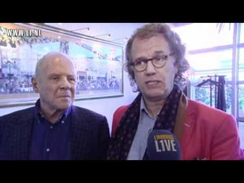 Het volledige interview met Anthony Hopkins en André Rieu