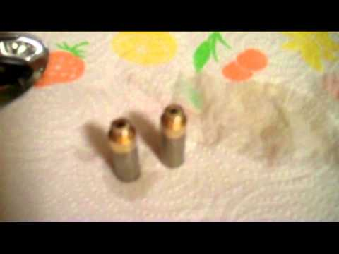 Cleaning your e-cig atomizers