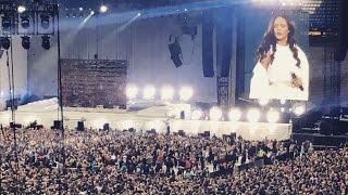 Rihanna - Anti World Tour - Live Volksparkstadion Hamburg 09.07.2016 - 4K UHD