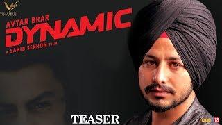 Dynamic (Teaser) | Avtar Brar | New Punjabi song 2019 | VS Records