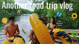 ROAD TRIP VLOG WITH FRIENDS