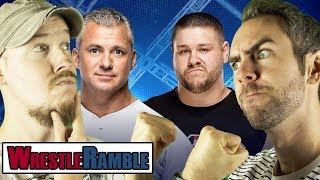 WWE Hell in A Cell 2017 Predictions! Shane McMahon vs. Kevin Owens! | WrestleRamble