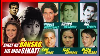 🔴SIKAT NA BANSAG SA MGA SIKAT NA CELEBS ( Superstar, Megastar, Star for All Seasons, Diamond Star)