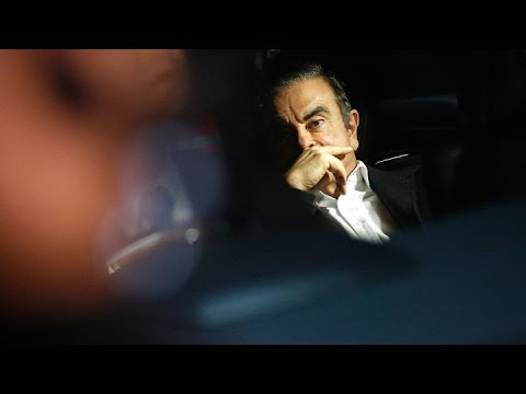 Carlos Ghosn's arrest is shedding light on the Japanese justice system