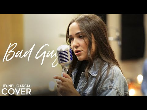 Bad Guy - Billie Eilish & Justin Bieber (Jennel Garcia Ft. Daniel Of Boyce Avenue Acoustic Cover)