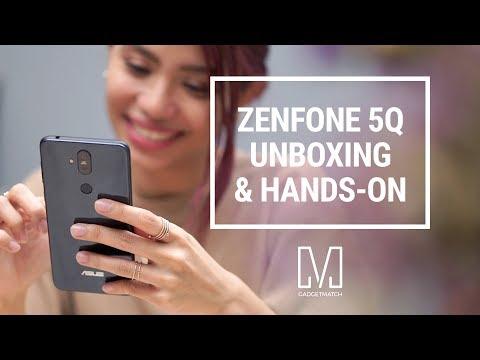 ASUS Zenfone 5Q (Zenfone 5 Lite) Unboxing & Hands-On