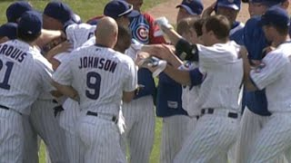 MLB: Blanco wins it for the Cubs in walk-off form