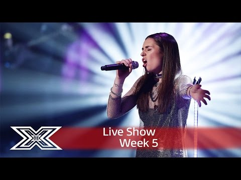 Sam Lavery belts out a classic with Girls Aloud cover | Live Shows Week 5 | The X Factor UK 2016