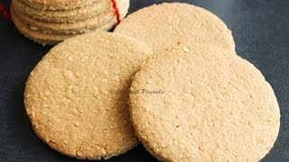 Home Made Digestive Biscuits/graham Crackers