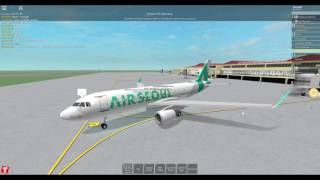 [ROBLOX] Volo a bordo di Air Seoul!
