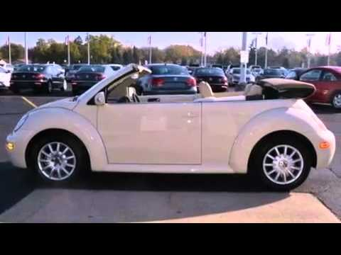 2005 Volkswagen Beetle Convertible OH