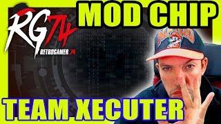ModChip SX OS - CFW - Emunand - Cargador de Backups - RetroGamer Live