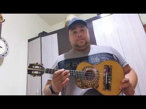 Cavaco Faia Luthier  Oswaldo canhotinho Captação D'Vilela