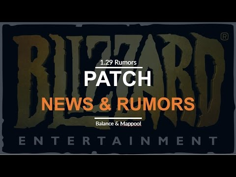 Balance Patch & Maps this Summer // PTR Soon // Remaster Rumors