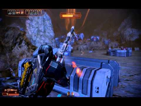 """Mass Effect 2"", HD walkthrough on Insanity, Part 26 - several assignments"