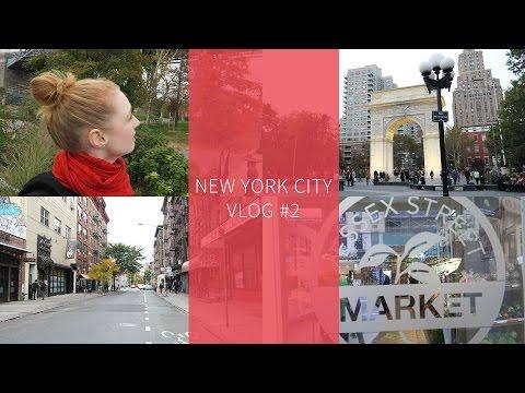 NEW YORK CITY VLOG 2 I KATZ WILLIAMSBURG BRIDGE ESSEX  STREET MARKET I Advance Your Style