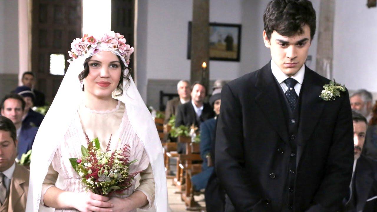 Matrimonio In Segreto : Il segreto matrimonio di matias e marcela youtube