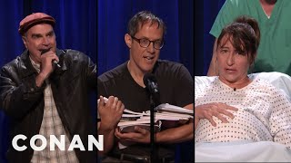 You Won't See These Comedians At Team Coco House - CONAN on TBS