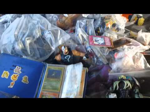 At The Red Barn Flea Market Video Game Hunting (5/22/2015)