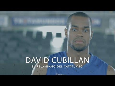 David Cubillan - Micro Biográfico