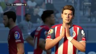 Guadalajara vs América Leon vs Santos Unam vs Tijuana jornada 7 clausura 2017 Liga Mx Directo