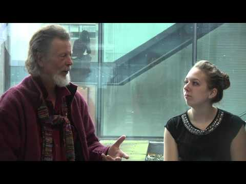 Andy McKay British Film Maker interview with LincTV