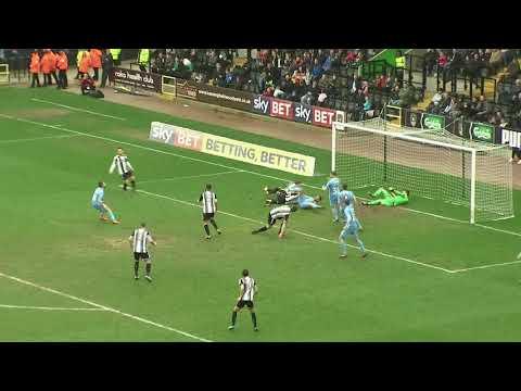Notts County v Coventry