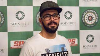 João Manana Vence Main Event Etapa #10 Solverde Poker Season 2016