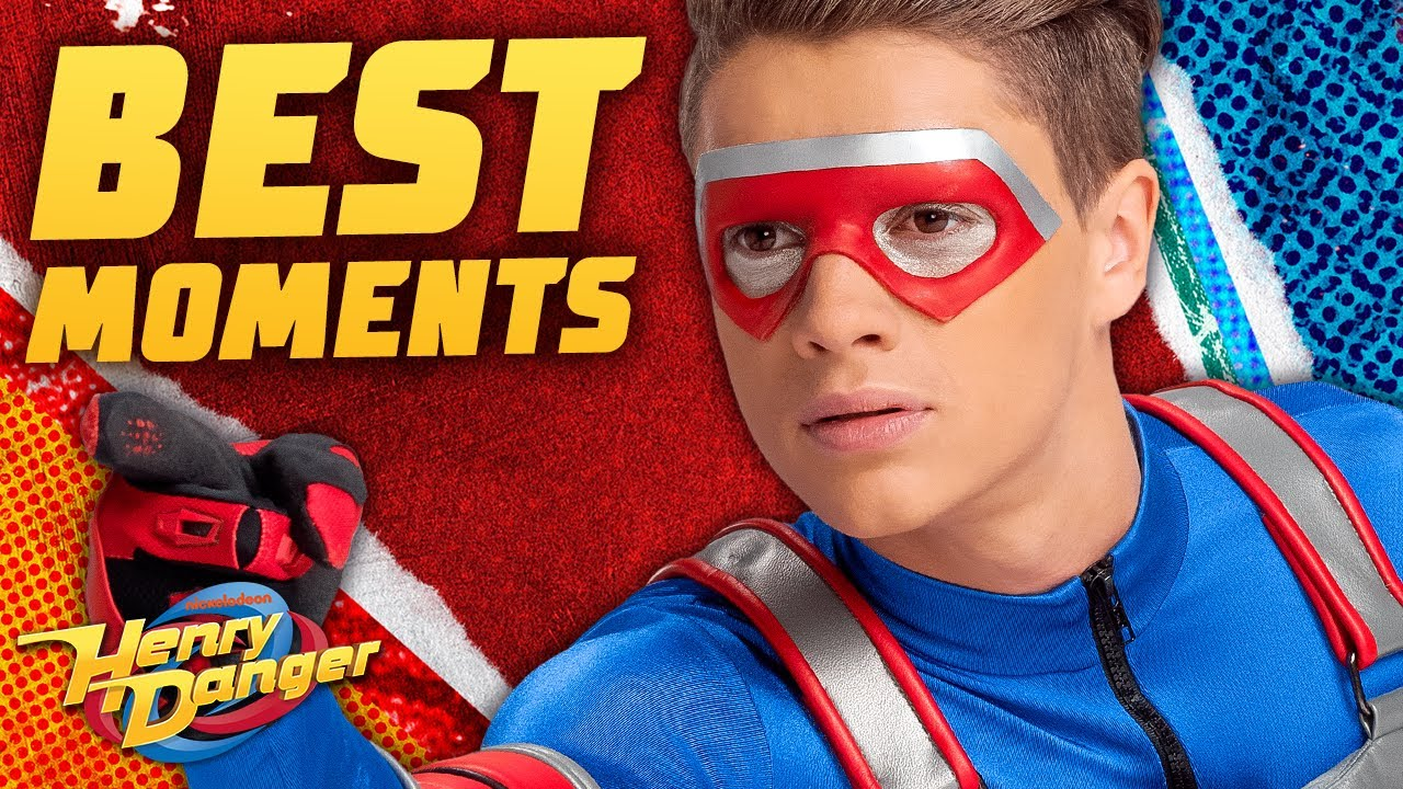 The BEST Kid Danger Moments! | Henry Danger