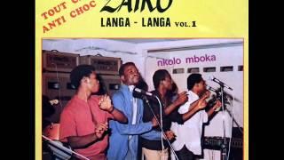 Zaiko Langa Langa Tout Choc Anti Choc  -  Sans Spoir