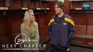 Exclusive: The Nashville Predators' Locker Room | Oprah's Next Chapter | Oprah Winfrey Network